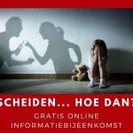 Informatiebijeenkomst over scheiden